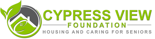 Cypress View Foundation Logo
